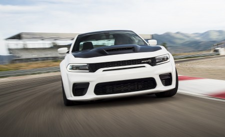 2021 Dodge Charger SRT Hellcat Redeye Front Wallpapers 450x275 (2)