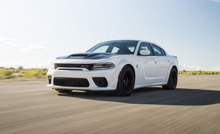 2021 Dodge Charger SRT Hellcat Redeye Wallpapers HD