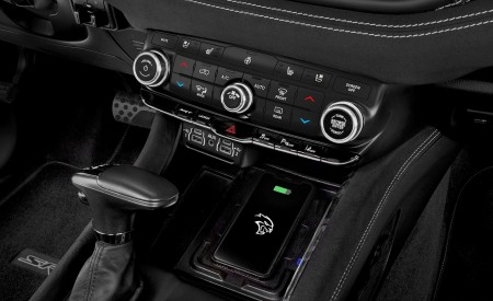 2021 Dodge Durango SRT Hellcat Central Console Wallpapers 450x275 (57)