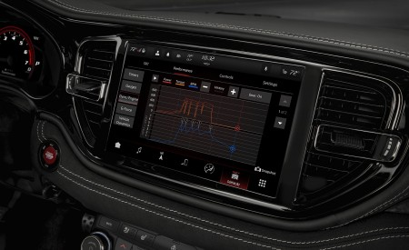 2021 Dodge Durango SRT Hellcat Central Console Wallpapers 450x275 (56)