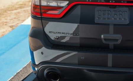 2021 Dodge Durango SRT Hellcat Detail Wallpapers 450x275 (35)