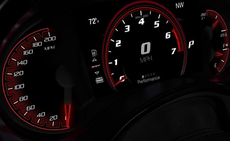 2021 Dodge Durango SRT Hellcat Digital Instrument Cluster Wallpapers 450x275 (52)