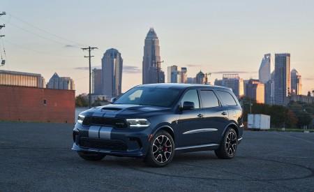 2021 Dodge Durango SRT Hellcat Front Three-Quarter Wallpapers  450x275 (20)