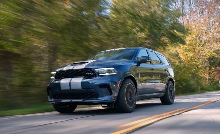 2021 Dodge Durango SRT Hellcat Front Three-Quarter Wallpapers  450x275 (16)