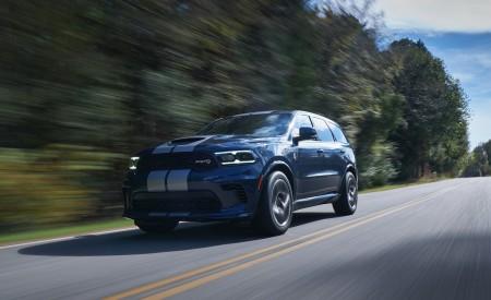 2021 Dodge Durango SRT Hellcat Front Three-Quarter Wallpapers 450x275 (17)