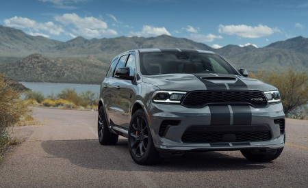 2021 Dodge Durango SRT Hellcat Front Wallpapers 450x275 (28)