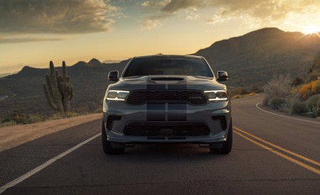 2021 Dodge Durango SRT Hellcat Front Wallpapers 450x275 (16)