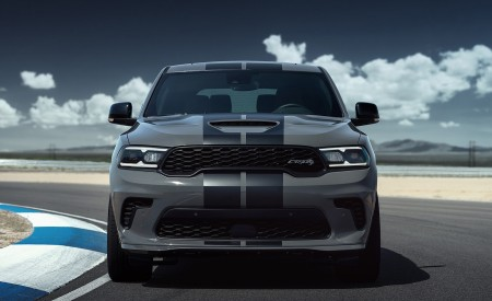 2021 Dodge Durango SRT Hellcat Front Wallpapers 450x275 (5)