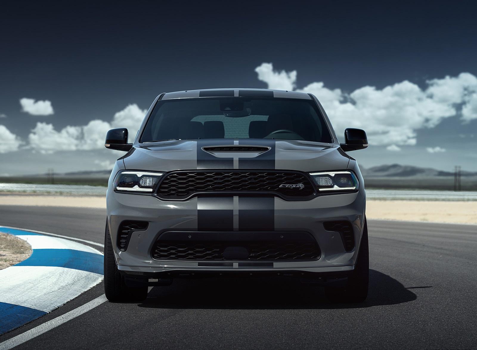 2021 Dodge Durango SRT Hellcat Front Wallpapers (5)