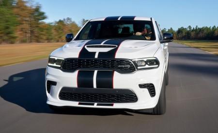 2021 Dodge Durango SRT Hellcat Front Wallpapers  450x275 (34)
