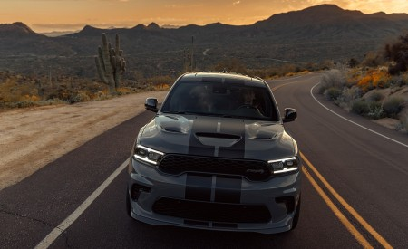 2021 Dodge Durango SRT Hellcat Front Wallpapers 450x275 (17)