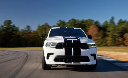 2021 Dodge Durango SRT Hellcat Front Wallpapers  450x275 (35)