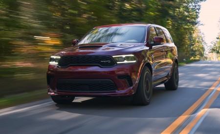 2021 Dodge Durango SRT Hellcat Front Wallpapers  450x275 (1)