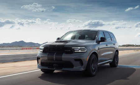 2021 Dodge Durango SRT Hellcat Wallpapers HD