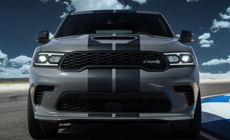 2021 Dodge Durango SRT Hellcat Front Wallpapers 450x275 (26)