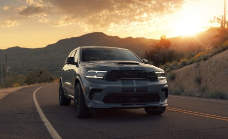 2021 Dodge Durango SRT Hellcat Front Wallpapers 450x275 (19)
