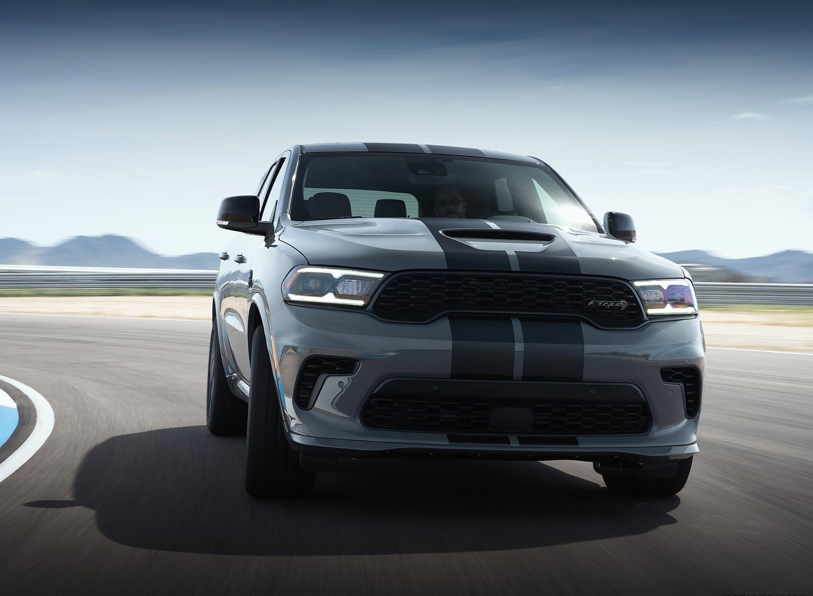 2021 Dodge Durango SRT Hellcat Front Wallpapers (7)