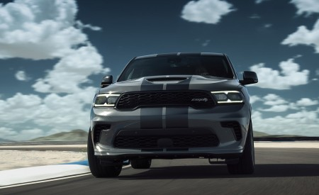 2021 Dodge Durango SRT Hellcat Front Wallpapers 450x275 (8)