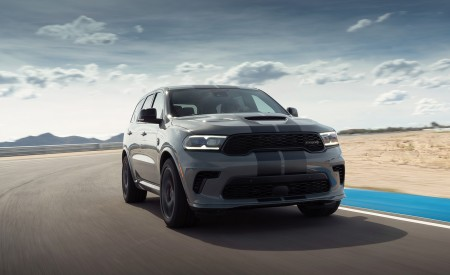 2021 Dodge Durango SRT Hellcat Front Wallpapers 450x275 (9)