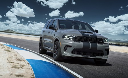 2021 Dodge Durango SRT Hellcat Front Wallpapers  450x275 (10)