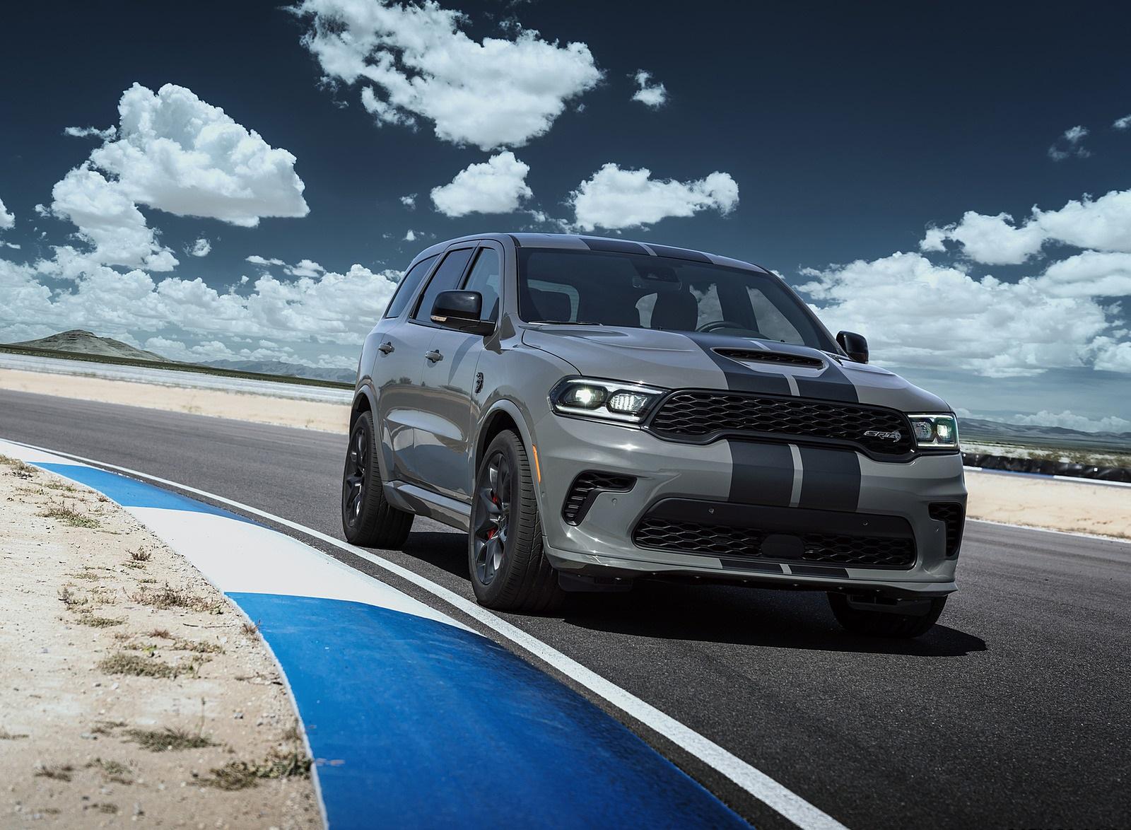 2021 Dodge Durango SRT Hellcat Front Wallpapers  (10)