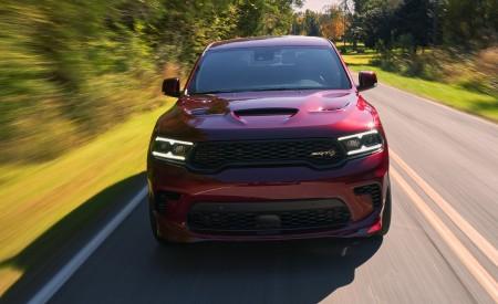 2021 Dodge Durango SRT Hellcat Front Wallpapers 450x275 (2)