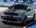 2021 Dodge Durango SRT Hellcat Front Wallpapers 150x120 (11)
