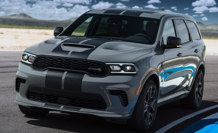 2021 Dodge Durango SRT Hellcat Front Wallpapers 450x275 (11)