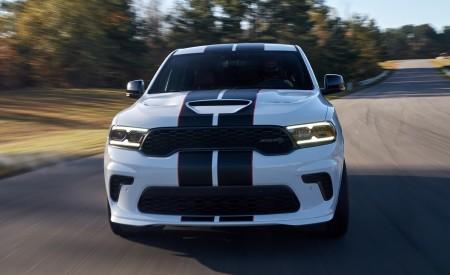 2021 Dodge Durango SRT Hellcat Front Wallpapers 450x275 (36)