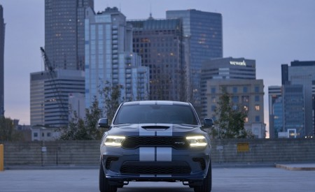 2021 Dodge Durango SRT Hellcat Front Wallpapers 450x275 (22)