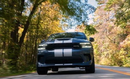 2021 Dodge Durango SRT Hellcat Front Wallpapers 450x275 (18)