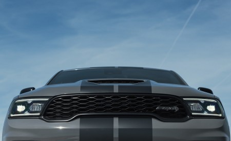 2021 Dodge Durango SRT Hellcat Grill Wallpapers 450x275 (33)
