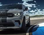 2021 Dodge Durango SRT Hellcat Headlight Wallpapers 150x120 (32)