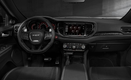 2021 Dodge Durango SRT Hellcat Interior Cockpit Wallpapers  450x275 (50)
