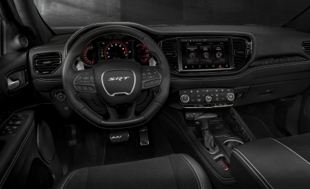 2021 Dodge Durango SRT Hellcat Interior Cockpit Wallpapers 450x275 (49)