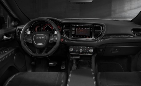 2021 Dodge Durango SRT Hellcat Interior Cockpit Wallpapers 450x275 (46)
