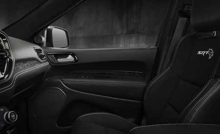 2021 Dodge Durango SRT Hellcat Interior Detail Wallpapers 450x275 (63)
