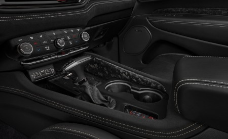 2021 Dodge Durango SRT Hellcat Interior Detail Wallpapers 450x275 (62)