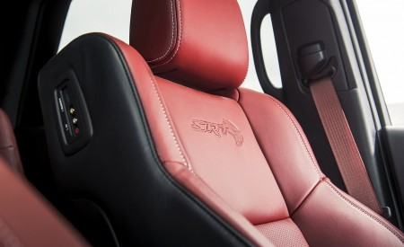 2021 Dodge Durango SRT Hellcat Interior Seats Wallpapers 450x275 (59)