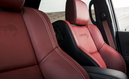 2021 Dodge Durango SRT Hellcat Interior Seats Wallpapers 450x275 (58)