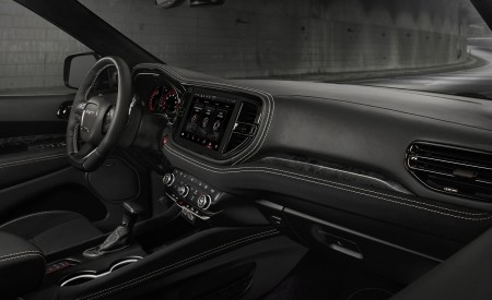 2021 Dodge Durango SRT Hellcat Interior Wallpapers 450x275 (51)