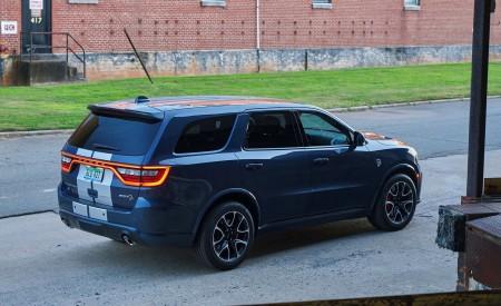 2021 Dodge Durango SRT Hellcat Rear Three-Quarter Wallpapers 450x275 (29)