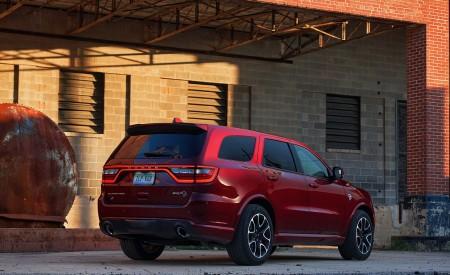 2021 Dodge Durango SRT Hellcat Rear Three-Quarter Wallpapers 450x275 (12)