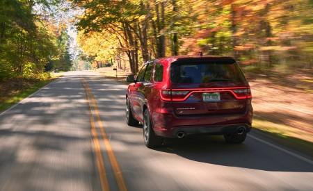 2021 Dodge Durango SRT Hellcat Rear Wallpapers  450x275 (4)