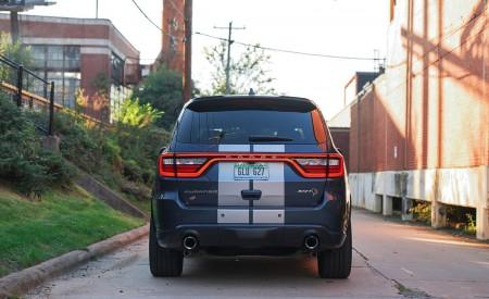 2021 Dodge Durango SRT Hellcat Rear Wallpapers 450x275 (28)