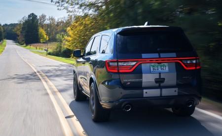 2021 Dodge Durango SRT Hellcat Rear Wallpapers 450x275 (19)
