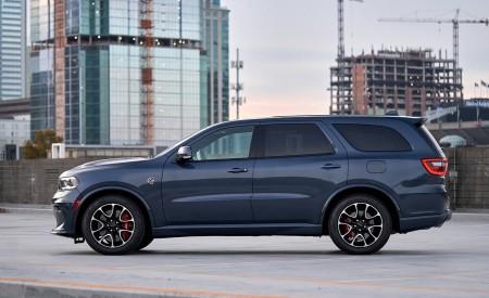 2021 Dodge Durango SRT Hellcat Side Wallpapers  450x275 (27)