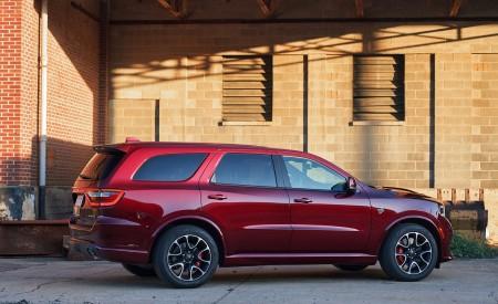2021 Dodge Durango SRT Hellcat Side Wallpapers  450x275 (13)