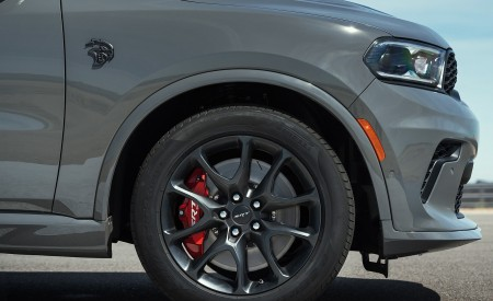 2021 Dodge Durango SRT Hellcat Wheel Wallpapers 450x275 (30)