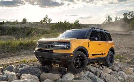 2021 Ford Bronco Sport Wallpapers & HD Images